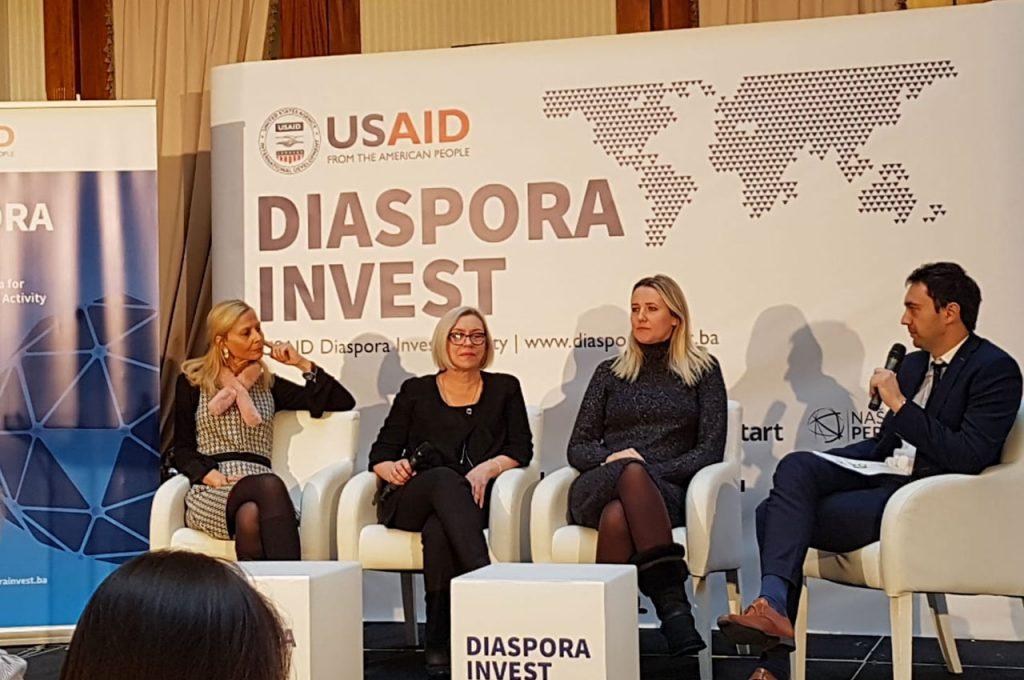 USAid Diaspora Invest Forum features H2i Balkans