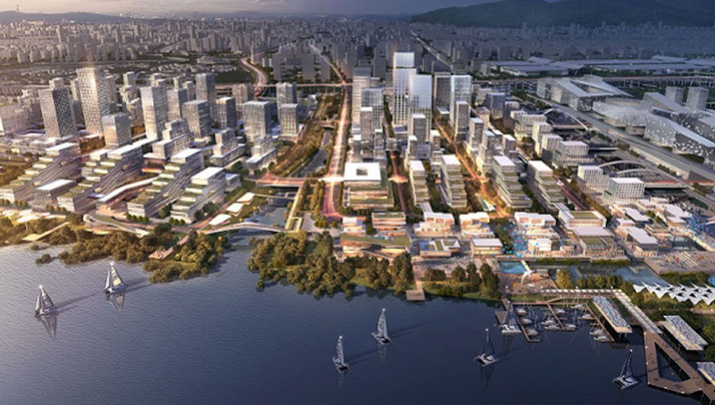 H2i supports Shenzhen New Marine City